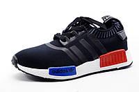 Кроссовки унисекс Adidas Marque Aux 3 Bandess, текстиль, черные, р. 36 37 38