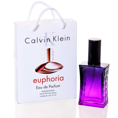 Calvin Klein Euphoria Eau De Parfum в подарочной упаковке 50 Ml