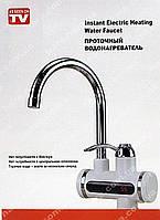 Мгновенный водонагреватель (цифровое табло)