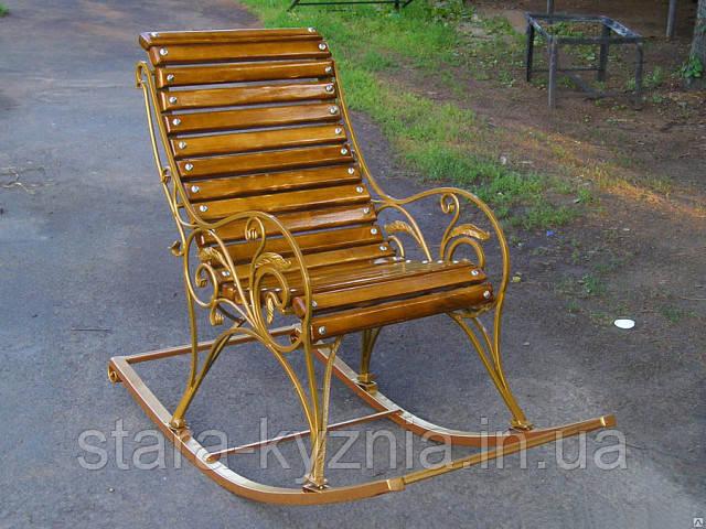 Кресло-качалка(Ольга) - Старая кузня в Полтавской области