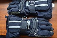Перчатки для лыж/сноуборда Below Zero с противопереломными пластинами с Германии/ разм. L