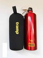 Бутыль алюминиевая в чехле из неопрена Tramp Botle TRC-032