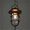 Винтажный подвесной светильник (люстра) P1836