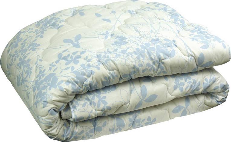 Одеяло Руно шерстяное двуспальное евро бязь 200x220 см 450 г/м2 (322.02ШУ) , фото 2