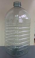 ПЭТ бутыль 5 литров