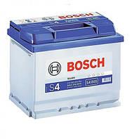 Аккумулятор BOSCH Bateries Battery 60Ah/540A S4 (R+ Standard terminal) 242x175x190 B13 - fitting flange 10.5 m