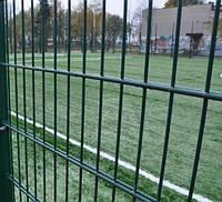 Забор из сварной сетки  Кольчуга 5*4*5 2,5*1,83