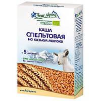 Детская каша Спельтовая на козьем молоке, 200 гр., ТМ Fleur Alpine