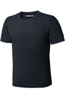Оригинальная однотонная футболка мужская