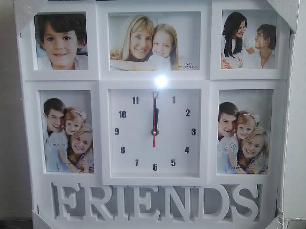 Фотоколлаж Friends с часами., фото 2