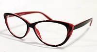 Очки женские (по Вашему рецепту) для зрения, с диоптриями +/-