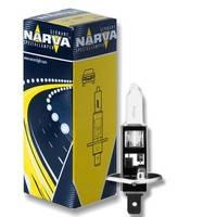 Лампы галоген. NARVA H1 12V 55W P14.5s