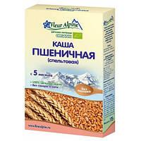 Детская каша Пшеничная Спельтовая, 175 гр., ТМ Fleur Alpine