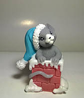 Сувенирное мыло ручной работы Мышка в дымоходе