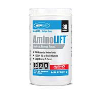 Аминокислота AminoLIFT Фруктовый пунш  (246 g)