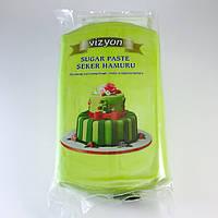 Мастика Vizyon светло-зеленая, 0.200 грамм
