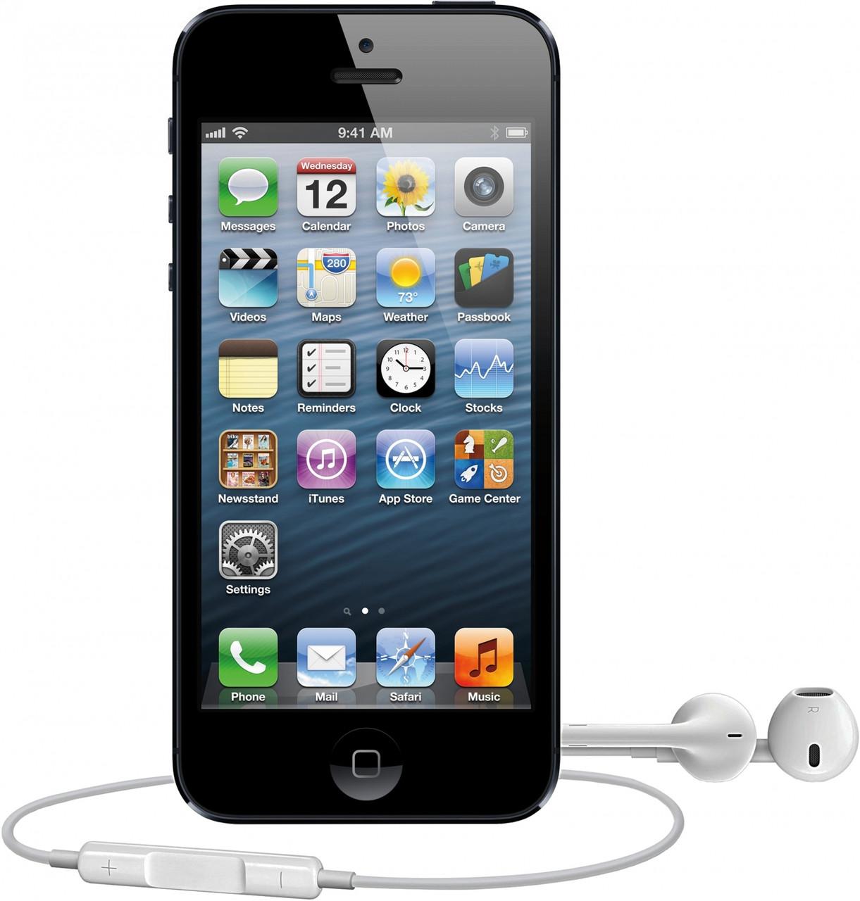 Apple iPhone 5 64GB (Black) Refurbished