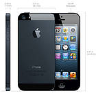 Apple iPhone 5 64GB (Black) Refurbished, фото 2