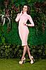 Женское силуэтное платье в расцветках. Бк-3-0317, фото 2