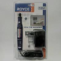 Мини фрезер  Royce DM 18V