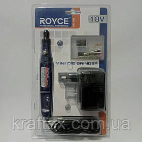 Фрезер  Royce DM 18V