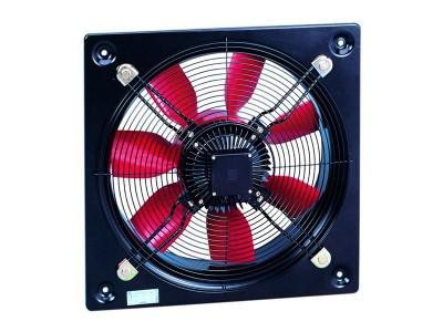 Осевые вентиляторы с монтажной пластиной