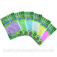 Антибактериальные бамбуковые салфетки без моющих средств