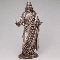 """Статуя """"Иисус"""" 30 см. Бронзовое покрытие"""