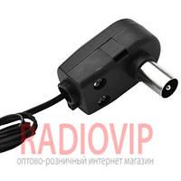 Штекер cимметризатор для блока питан. к польской антенне с кабелем 1м.