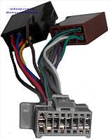 Разъем автомагнитолы Panasonic CQ-RDP 123-ISO