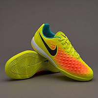 Детская футбольная обувь (футзалки) Nike MagistaX OPUS II  IC JR, фото 1