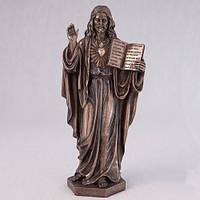 """Статуэтка с бронзовым покрытием """"Иисус"""" 16 см."""