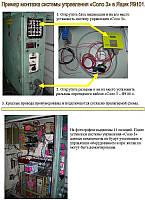 СОЛО-3 - системма управления и индикации для КПО, листовых ножниц