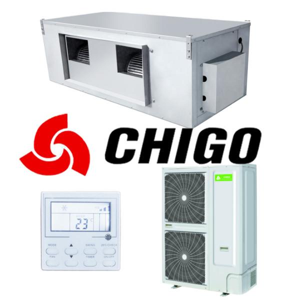 Канальный кондиционер Chigo CTHi-96HR1/COT-96HZR1 LAK