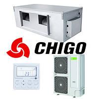 Канальный кондиционер Chigo CTH-60HR1/COU-60HSR1