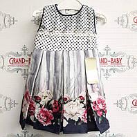 Платья нарядное на девочку .Турция