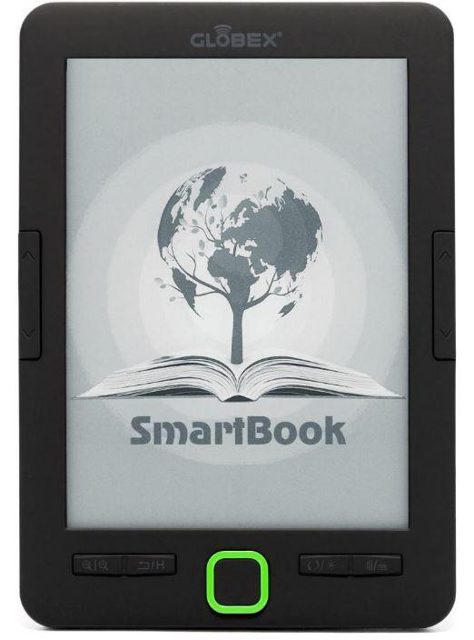 Электронная книга GLOBEX SmartBook