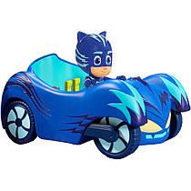 Игрушка Коннор Кэтбой с машиной Герои в масках PJ Masks Vehicle Catboy and Cat-Car