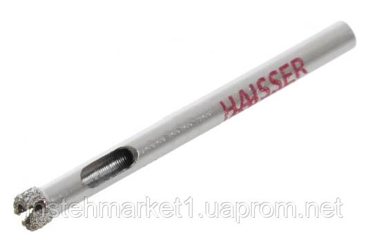 Коронка алмазная по керамограниту Haisser 6 мм (HS104906) в интернет-магазине