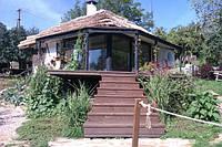 Тростниковые (камышевые) крыши