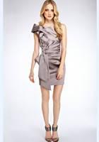 Изысканное платье Karen Millen кварцевого цвета KM70044