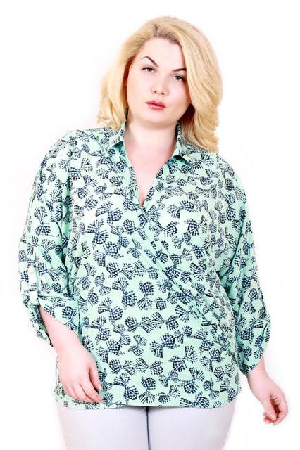 Блузы, Рубашки большого размера