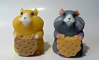 Мыло Хомяк с печенькой