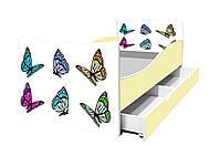 """Кровать """"  Бабочки """""""