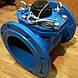 Водосчетчик Apator PoWoGaz MWN-200-NK (ХВ) с импульсным выходом турбинный Ду-200 сухоход промышленный, фото 4