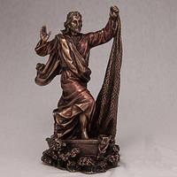 """Статуэтка с бронзовым покрытием """"Иисус Христос"""" 23 см"""