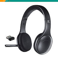 Гарнитура Logitech H800 Wireless Headset беспроводная Bluetooth USB с микрофоном складная (без упаковки)