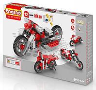 Конструктор Engino серия Pico Builds - Мотоциклы, 12 моделей