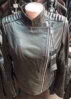Куртка-косуха кожаная