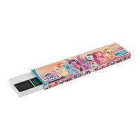 Фарби акварельні Kite Little Pony 6 кольорів LP17-040